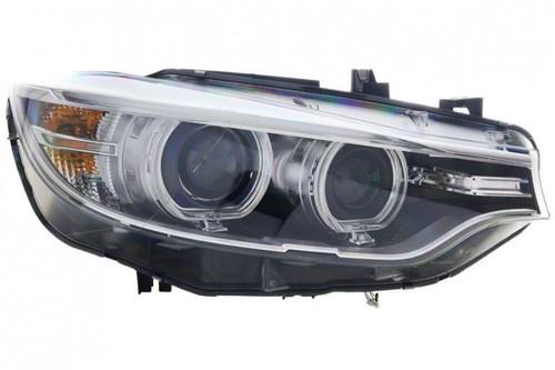 Headlight right Bi-xenon LED DRL AFS BMW 4 Series F32 F33 13-17