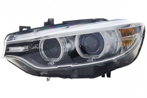 Headlight left Bi-xenon LED DRL AFS BMW 4 Series F32 F33 13-17