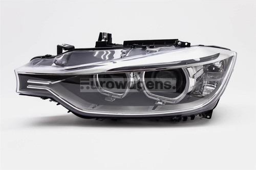 Headlight left Bi-xenon LED DRL AFS BMW 3 Series F30 F31 12-15 OEM