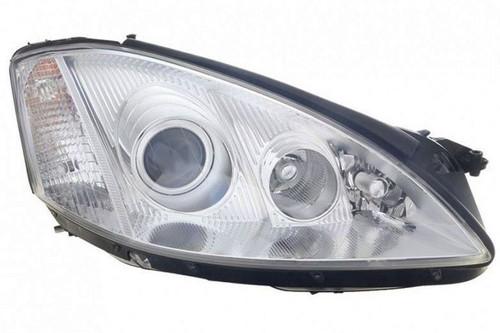 Headlight right Mercedes-Benz S Class W221 09-13