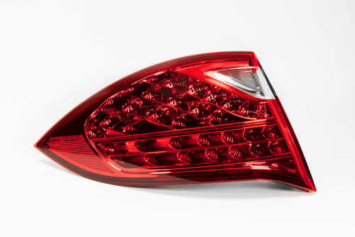 Rear light left outer red LED Porsche Cayenne 11-14