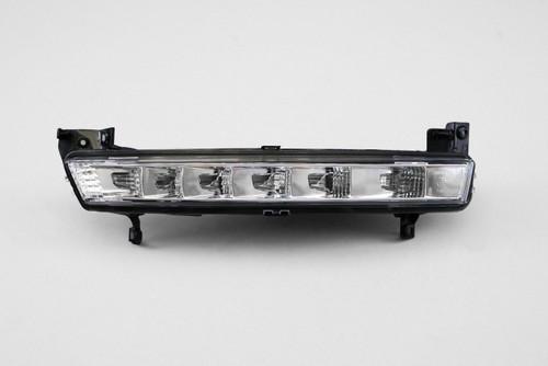 Front left LED DRL light Citroen C4 Picasso 07-13