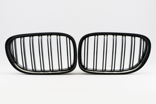 Kidney grille black M look BMW 7 Series F01 F02 09-15