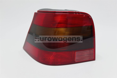 Rear light left red/smoked VW Golf MK4 98-03