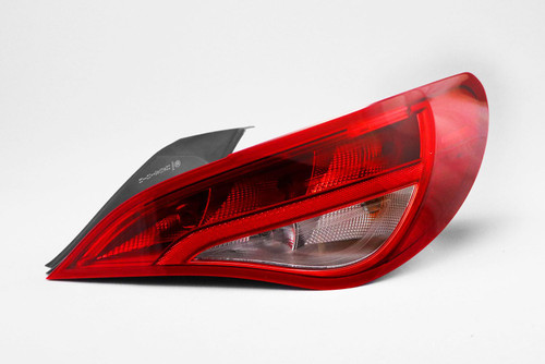Rear light right LED Mercedes-Benz CLA C117 13-16