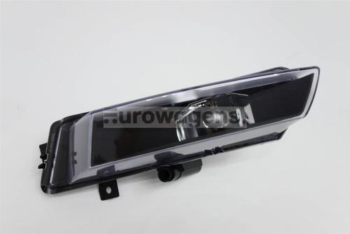 Front fog light left BMW 1 Series E81 E87 07-12