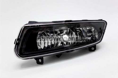 Front fog light left black VW Polo 6R GTI 09-14