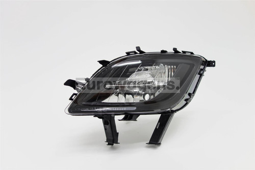 Front fog light left with indicator black Vauxhall Astra J 09-12