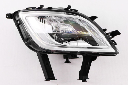 Front fog light right with indicator Vauxhall Astra J 09-12