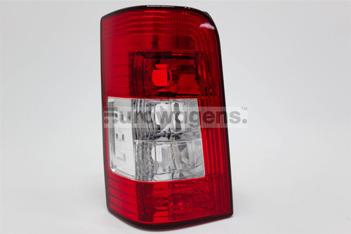 Rear light left Citroen Berlingo Peugeot Partner 06-08 2 door