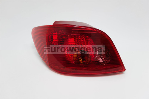 Rear light left Peugeot 307 00-05