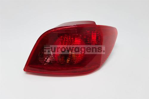 Rear light right Peugeot 307 00-05