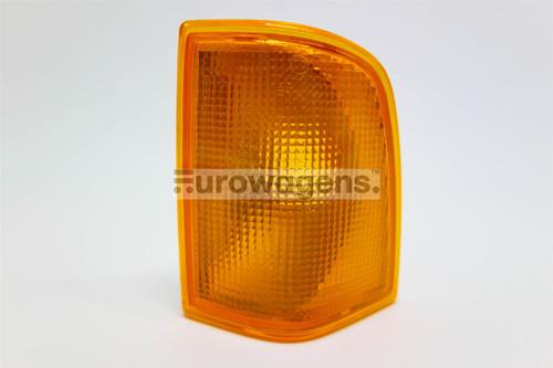 Front indicator left orange VW Jetta MK1 79-84