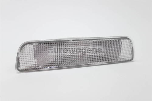 Rear fog light clear Nissan Qashqai 07-14