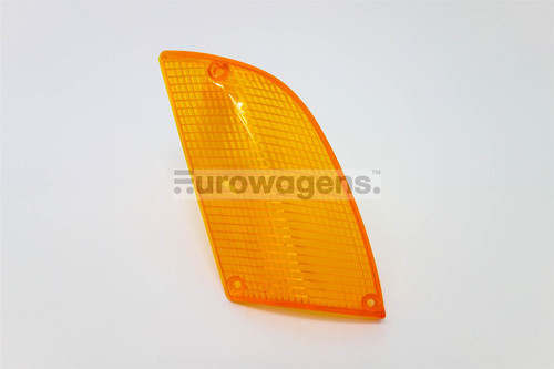 Front indicator lens left orange BMW 6 Series E24 76-89