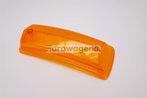 Front indicator lens left orange VW Transporter T2 67-79