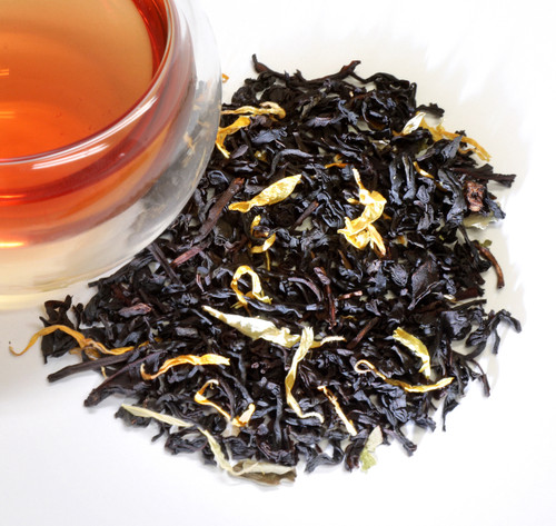 Apricot Black Tea ELM