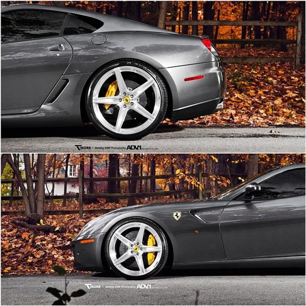 Ferrari Titanium Security Lug Bolts - Aftermarket wheels