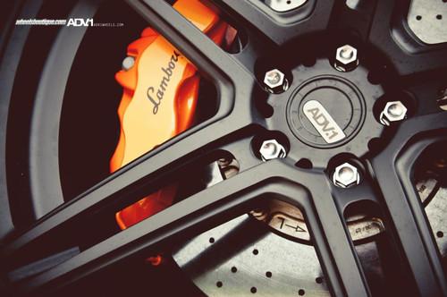 Lamborghini Titanium Lug Bolt Set