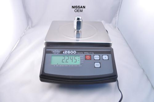 Nissan GTR Titanium Open Ended Lug Nut Set