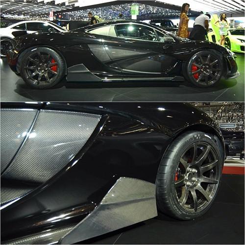 McLaren Titanium Lug Bolt Set