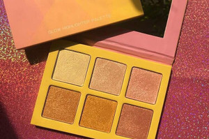 Sun Kissed Highlight Palette