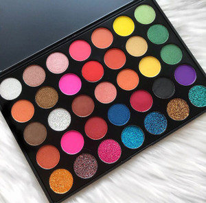 Color Splash Eye Shadow Palette