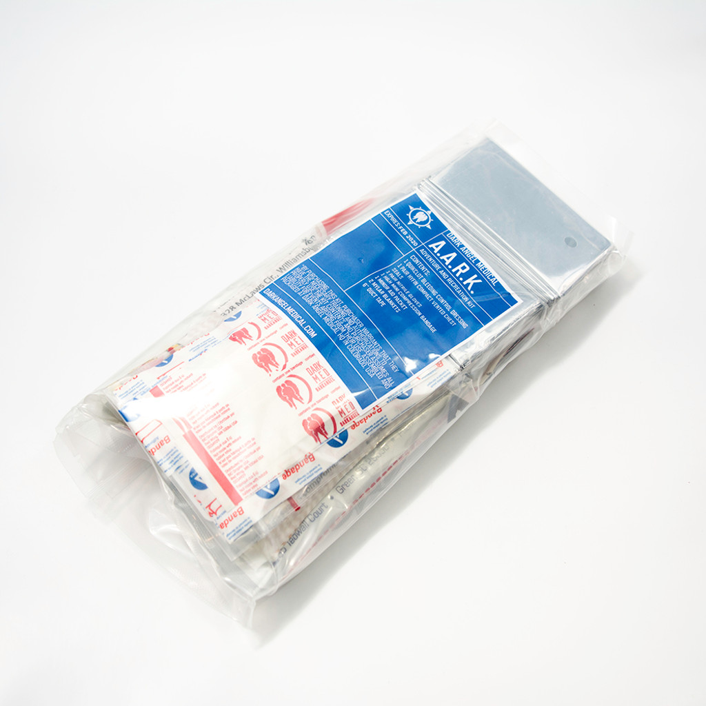 Adventure And Recreation Kit (A.A.R.K.) - Vacuum Sealed Insert Only