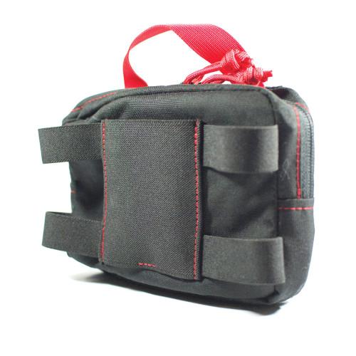 Headrest Emergency Deployment Rig (HEDR) Nylon Pouch