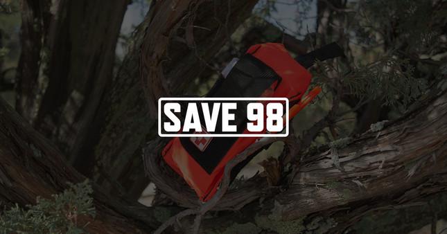 Save 98