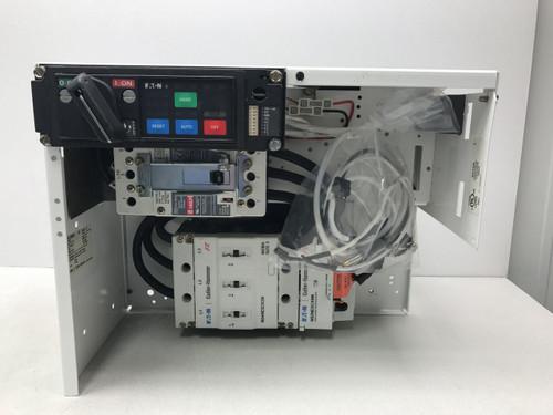 Eaton motor control center eaton intelligent mcc bucket for Eaton motor control center