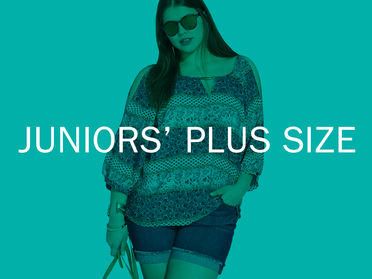 Junior Plus Size