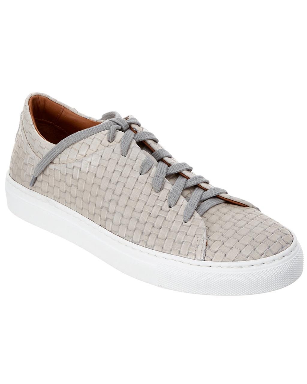 07844681c59 Aquatalia Avery Waterproof Embossed-Leather Sneaker~1311751554 - Carsons