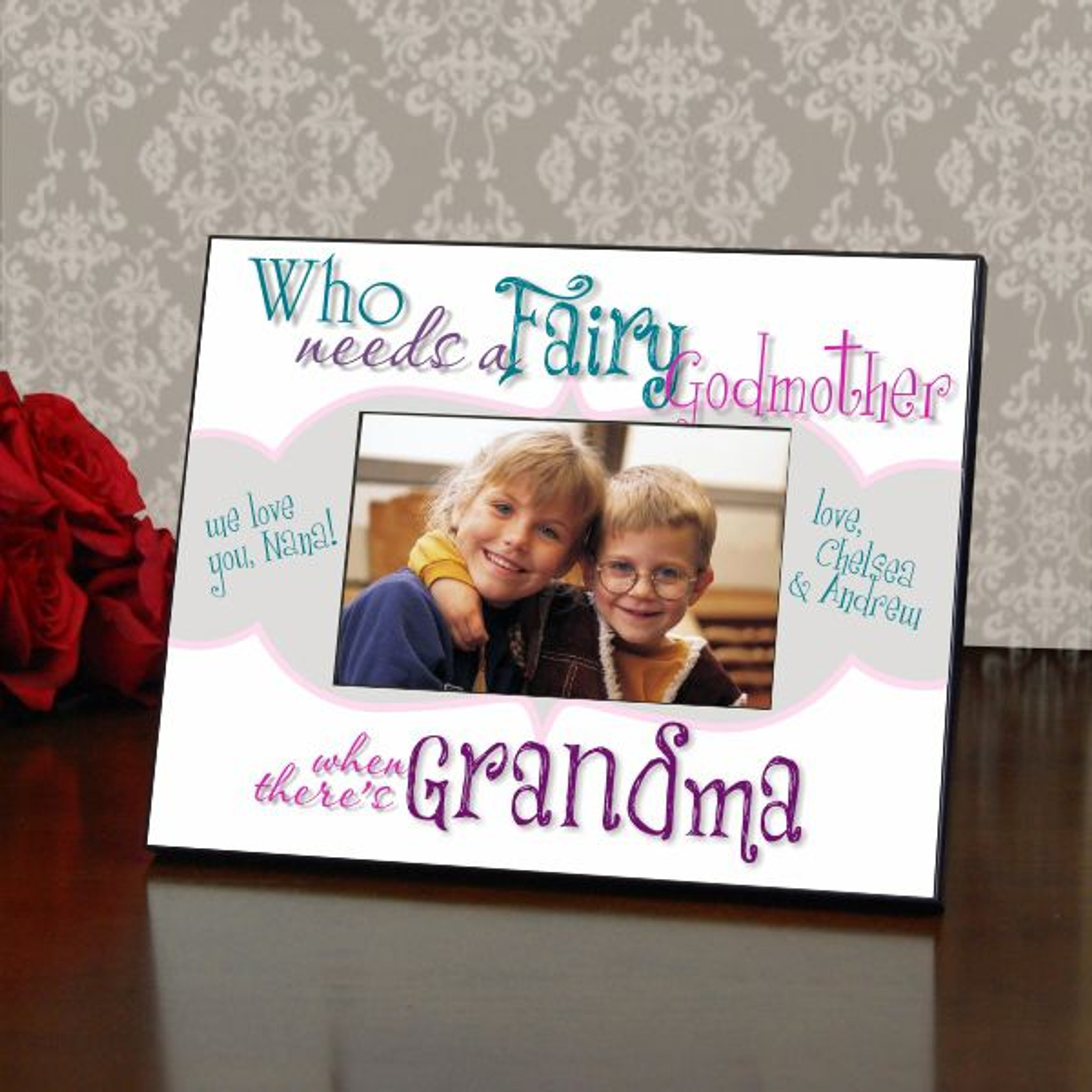 The We Have Grandma Picture Frame