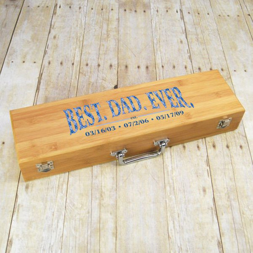 Best Dad Ever Barbeque Set