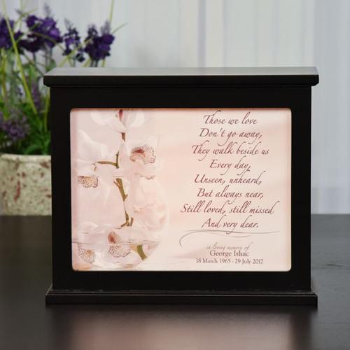 Those We Love Memorial Light Box
