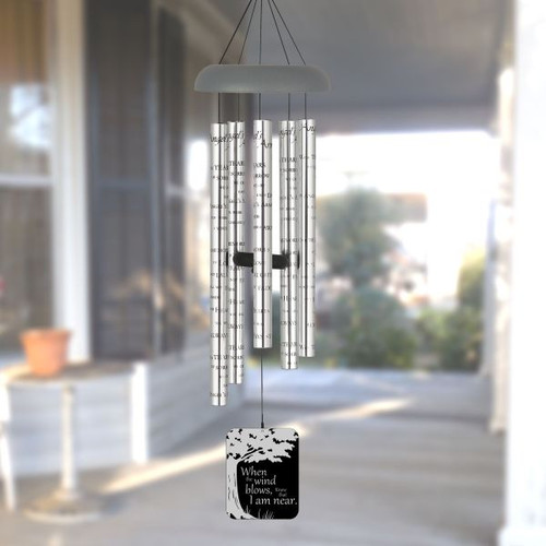 When the Wind Blows Angel Chimes
