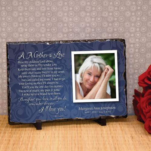Mothers Love Memorial Plaque