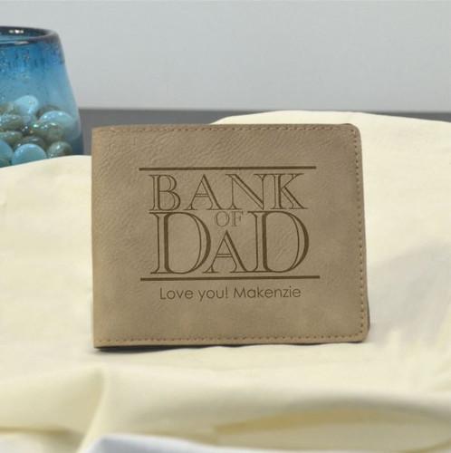 Bank of Dad Wallet