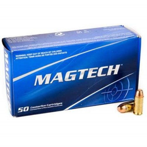 Magtech Sport 10mm AUTO Ammunition MT10A 180 Grain Full Metal Jacket Case of 1,000 Rounds