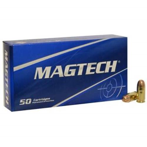 Magtech 380 ACP Ammunition Sport Shooting MT380A 95 Grain Full Metal Jacket 1000 Rounds