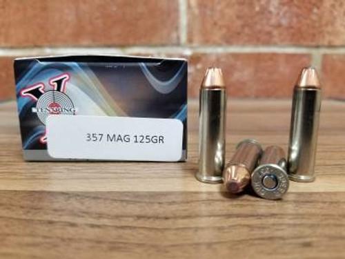 Ten Ring 357 Magnum Ammunition 125 Grain FTX Hollow Point 50 rounds
