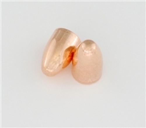 9mm Bullets Extreme-Bullets 115gr RN Copper Plated 100 per bag