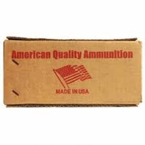 American Quality Ammunition 300 AAC Blackout Ammuntion N300BK147VP250 147 Grain Full Metal Jacket 250 rounds