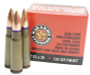 Century 7.62x39mm Ammunition Red Army Standard AM2423 124 Grain Full Metal Jacket Boat Tail Sealed Neck Primer 20 Rounds