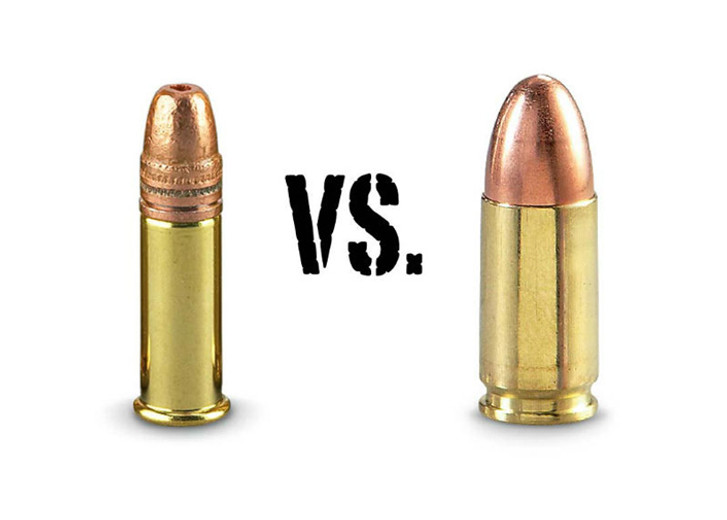 22lr Ammo And 9mm Ammo- Comparison For Self Defence & Hunting