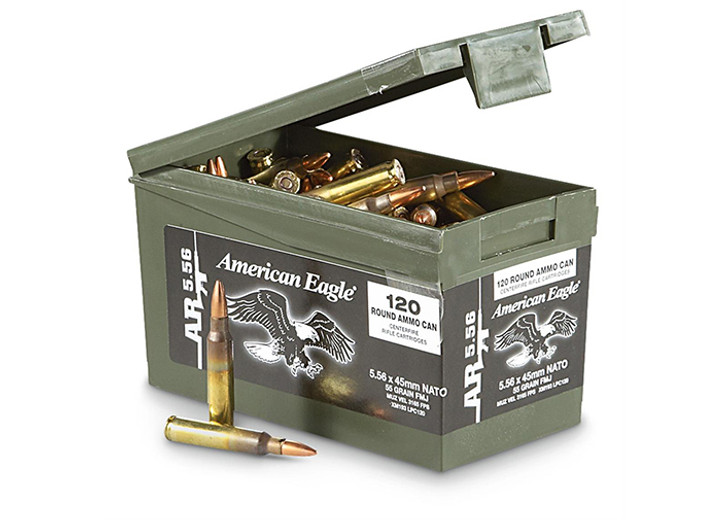 PRODUCT SPOTLIGHT: Federal American Eagle AMMO!