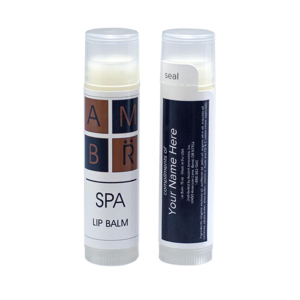 AMBR SPA Co-Branded Lip Balm