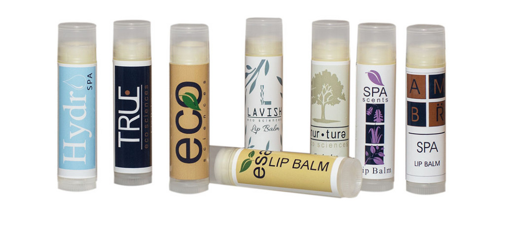 Accent Amenities Now Offers Co-Branded Lip Balms