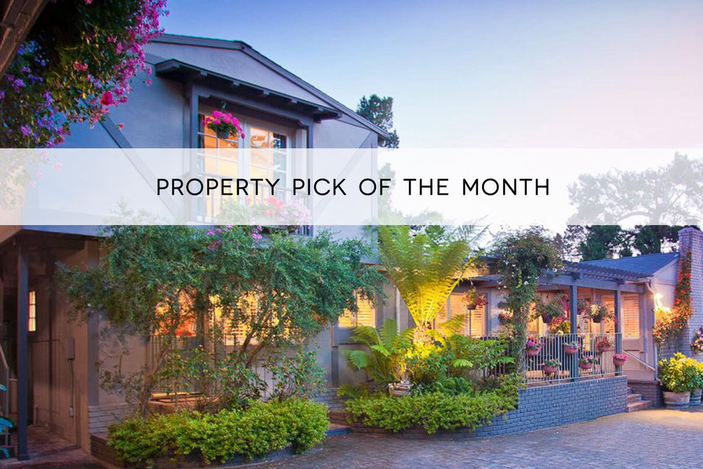 Property Pick of the Month: Carmel Country Inn